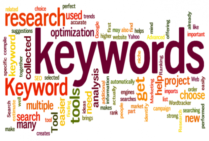 Top Up your site with Your Keywords in Google.