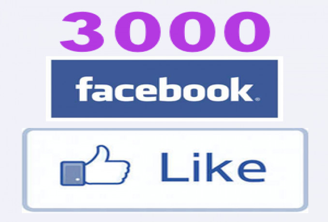 provide 3000 Real top and VERIFIED fans for your fanpage only within 2days