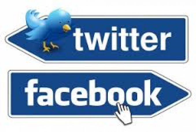 share any Link or product to 5,000,000 facebook and twitter people within 2 days