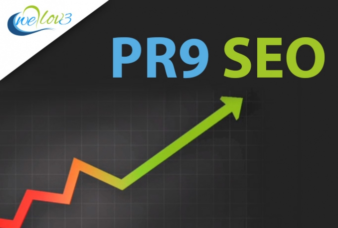 do 35 PR9 SEO BacklinkS dofollow