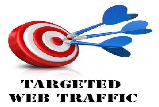 i will Give you 200,000 Real Traffic From any Country