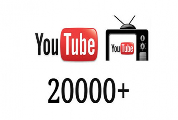 give you 20k youtube views