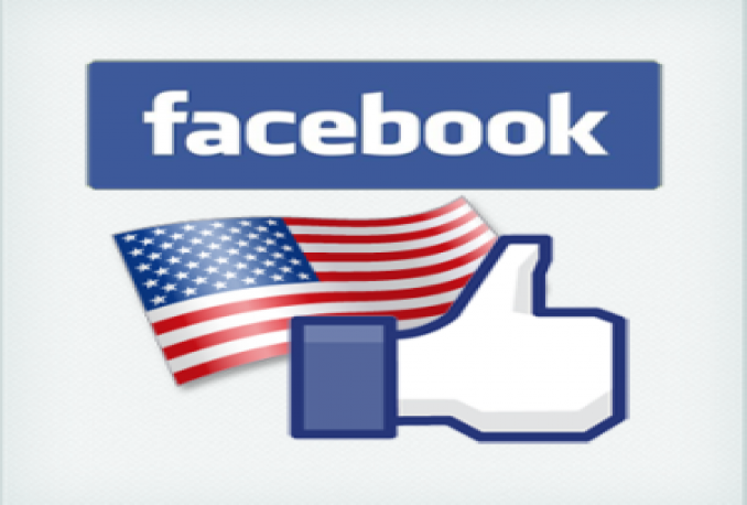give 500 American Facebook Likes