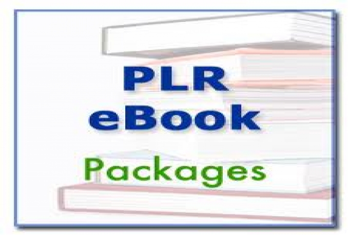 give you 250 ebook plr