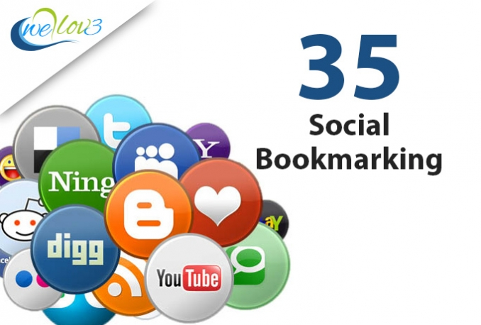 give you top 35 Social Bookmarking