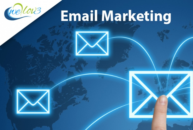 send 500 emails or newsletter for marketing