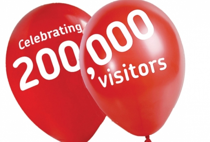 Give You 200,000 Real/Human/Unique Visitors Safely.