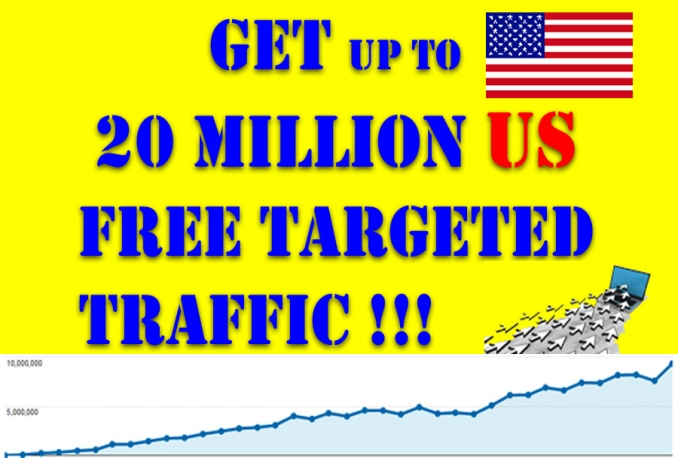 show You how to Get Millions US Free Targeted TRAFFIC specific for your Niche