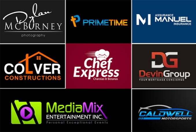 do OUTSTANDING LOGO designs with unlimited revision