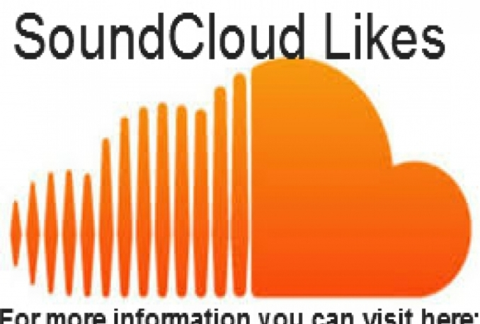 Give you 50 Soundcloud Likes +50 Repost + Free Followers