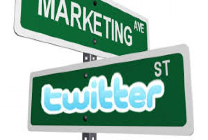 help you to promote your Links or Website by 500000 plus Real Twitter Users