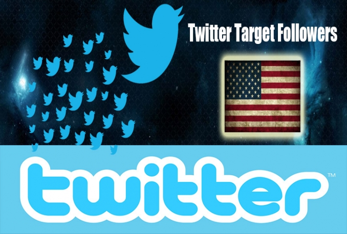 add USA Highest Quality 15,000+ Non Drop Twitter Followers with in 48hrs