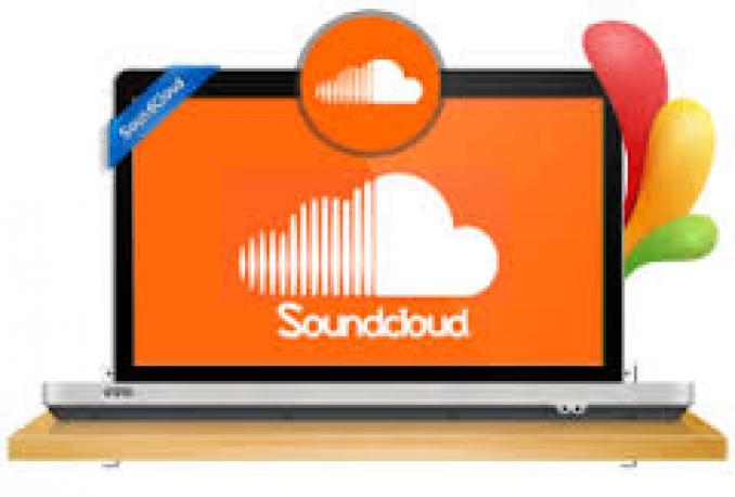GIVE YOU 400,000 SOUNDCLOUD PLAYS WITH FREE DOWNLOADS