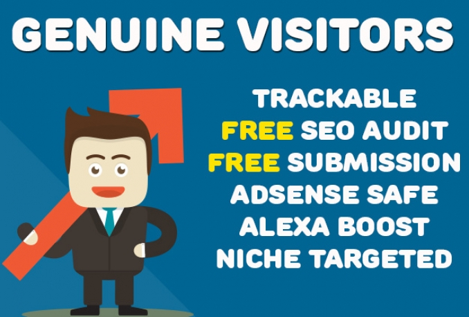 bring 90,000+ Real Human Google Traffic to your Website