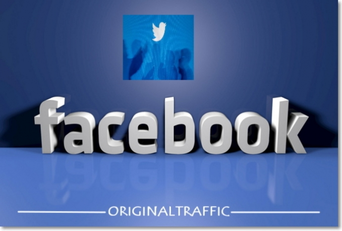 promote Your LINK to 14 Million Facebook users and 100k Loyal Twitter Followers