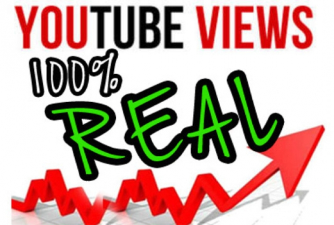 Give 6000+ High RETENTION SAFE YOUTUBE Views +10 Likes Guaranteed Splittable