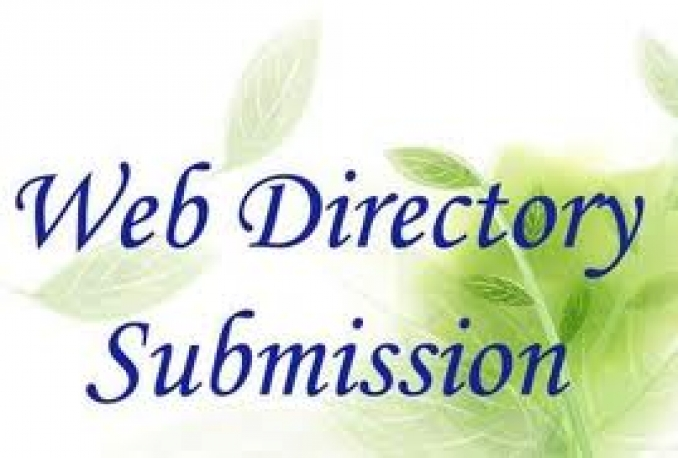 Submit 5,000 Directories For Your site........