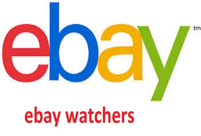 add 200 Ebay watchers to boost your Ebay sales and SEO