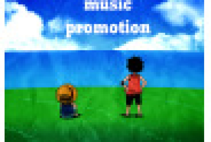 promote your MUSIC or any link to the whole world for