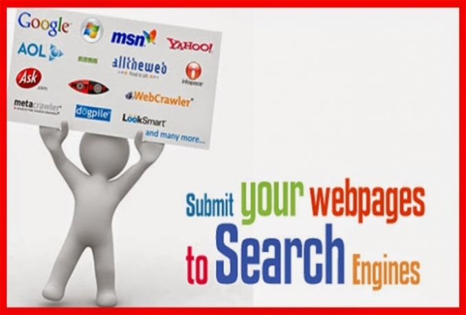 submit your website to over 2000 search engines