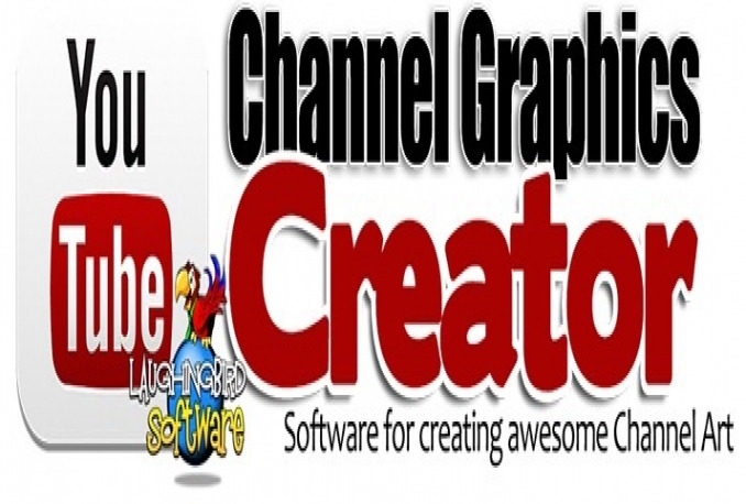 Sell YouTube Channel Graphics Creator full download version Licence key