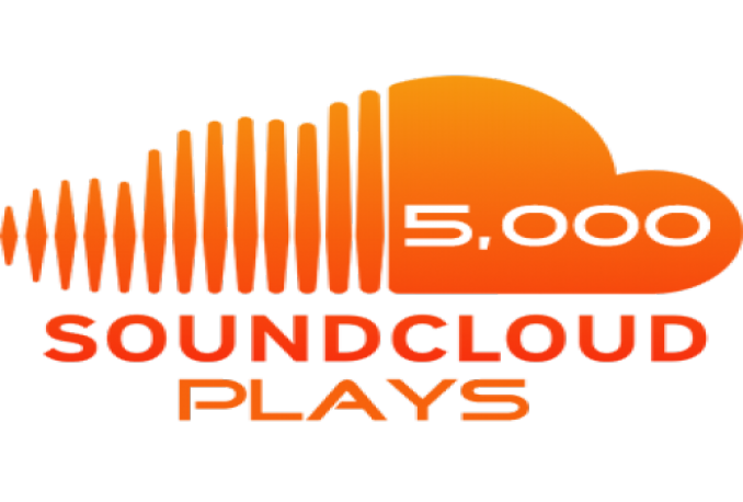 give you 5000 soundcloud plays to boost your rank on sound cloud with real plays from real people