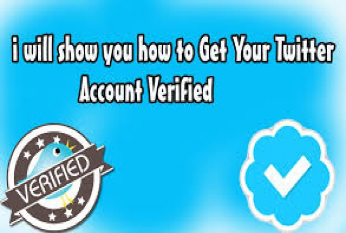 show you how to Get Your Twitter Account Verified  Show you how to get Twitter Verified account with blue Badge legal method