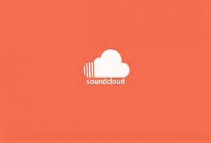 add 40,000 soundcloud plays and 5000 download free
