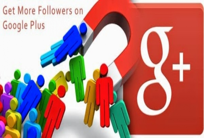 ADD You 500 USA Base Google Circle Follower and Life Time Sticky