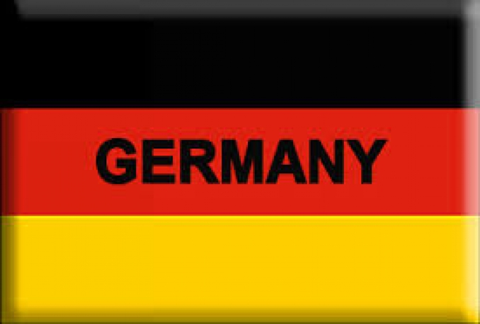 Give you 100,000+ Real Traffic From GERMANY  Country