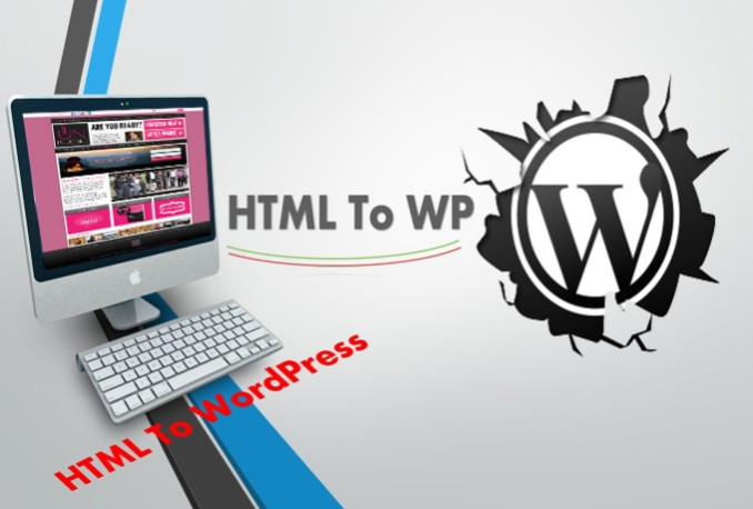 do your HTML convert to WordPress theme