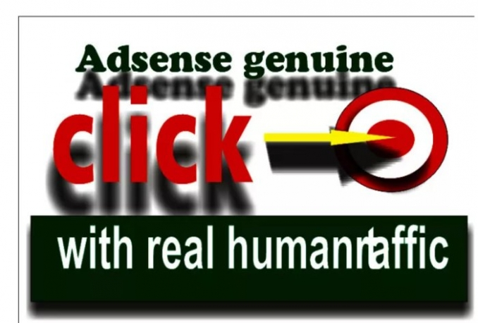 provide 200 genuine human click USA Different IP in adsense with 80,000+ traffic by Multiple ads Campaign