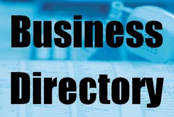 create 40 Local Business Directory submissions manually