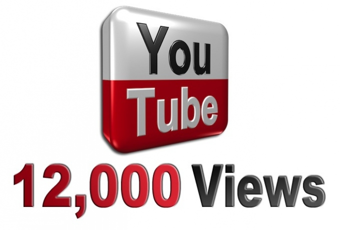 Give you 100% High Retention 5000+ YouTube Views