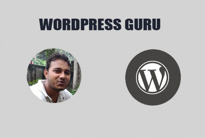 Create a professional WordPress website or blog for you.