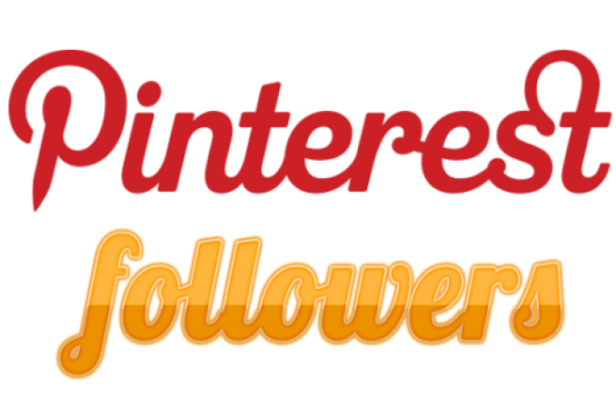 Give You Real & Non drop 500+ Pinterest Followers