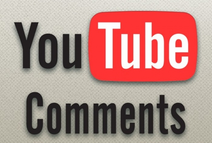 Give You Real & Non drop 50+ USA YouTube Video Comments
