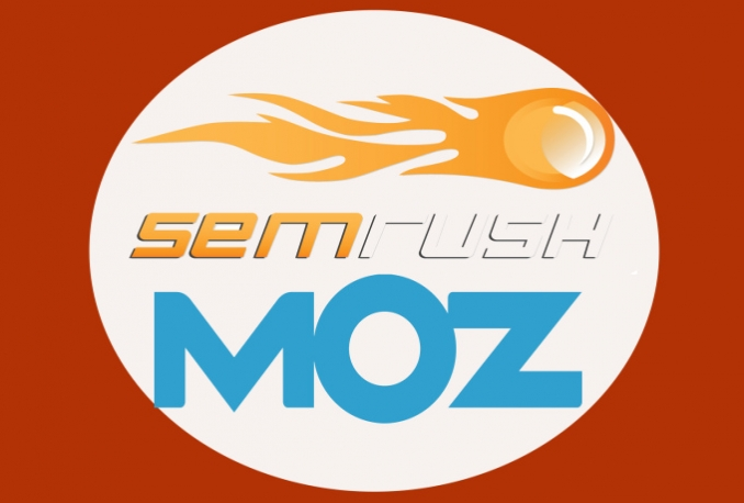 give you your private Semrush and Moz pro account for 30 days