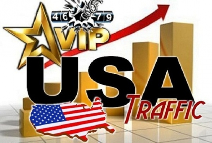 Give You 80,000 usa Real/Human/Unique Visitors Safely