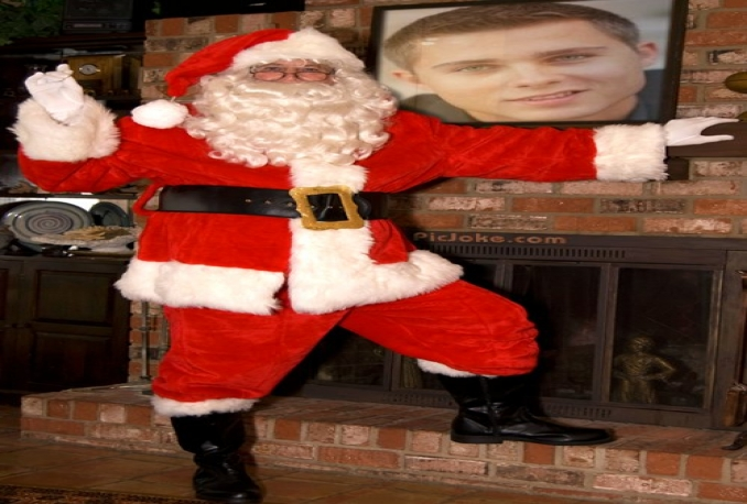 create your photo with Santa Claus latest pictures