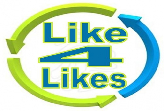 Give you 10000 like4like points in 1 accounts