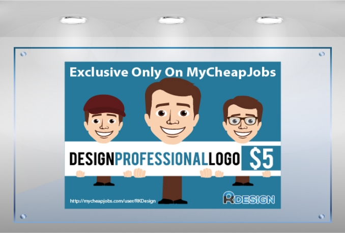 make An Awesome And Professional Logo Design