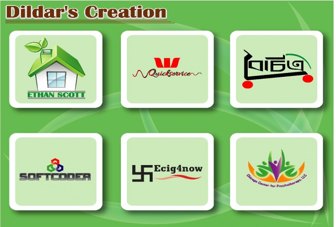 create two logo design for your business