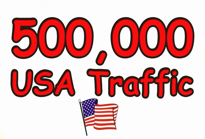 I will drive real 500,000 Website TRAFFIC to your website