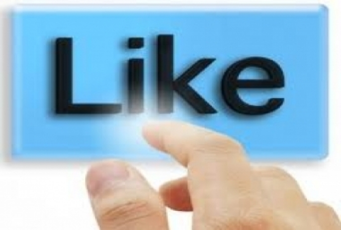 Gives you 1,000+Instantly started PERMANENT Active Facebook likes