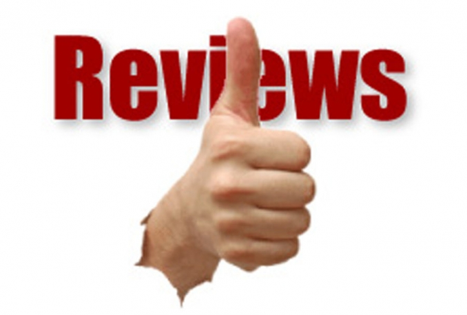 leave positive review on your business