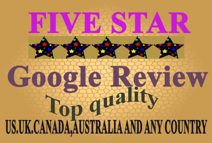 Post awesome Google review