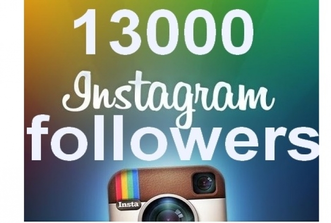 i will give you 10000+ Instagram followers