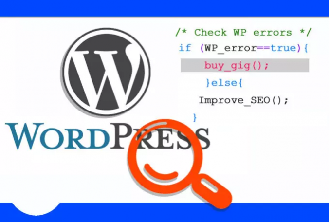 Solve your WordPress Website Issue