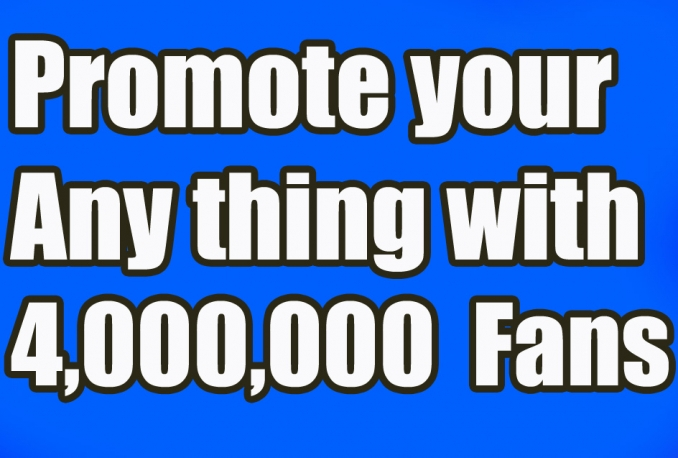 submit your URL to facebook groups wall with 4,000,000 Members .